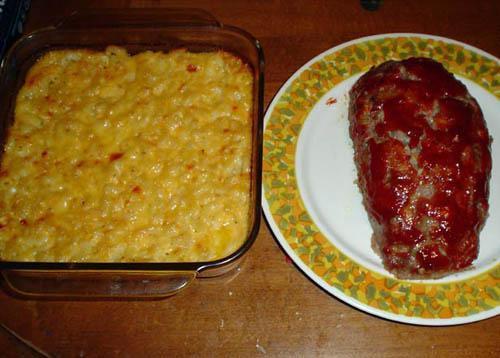 Мясной рулет и макароны с сыром - фото шаг 17