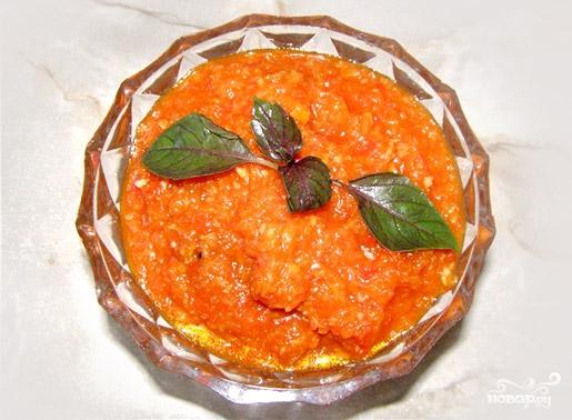 Кабачковая икра с морковью и майонезом