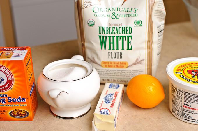 Рецепт Лимонный пирог с начинкой