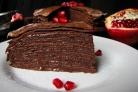 Блинный торт сладкий
