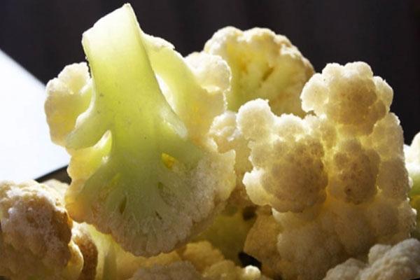 как варить замороженную цветную капусту на прикорм