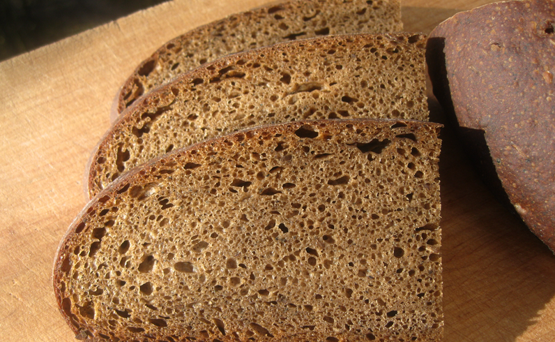 Бородинский хлеб на закваске - фото шаг 3