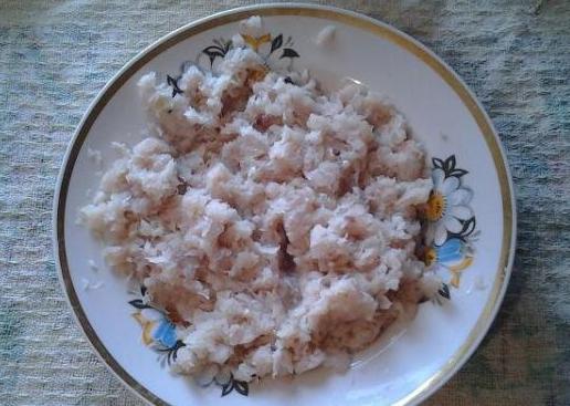 Рецепт Рыбные котлеты в домашних условиях