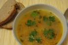 Суп из сушеных грибов белых