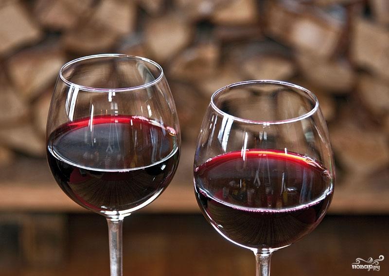 Вино из черной рябины в домашних условиях - фото шаг 5