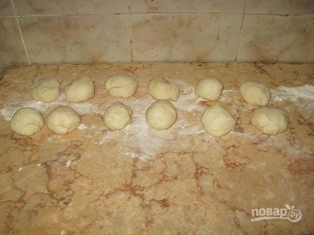 Армянский лаваш для шаурмы - фото шаг 3