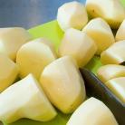 Рецепт Сливочное картофельное пюре