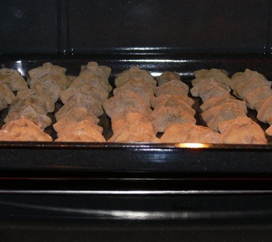 Манты в духовке - фото шаг 3