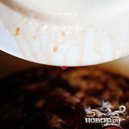 Тушеная говядина с пивом и паприкой - фото шаг 11