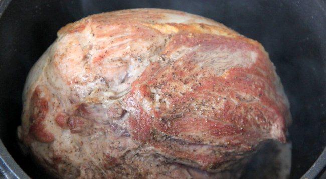 Рецепт Свинина праздничная