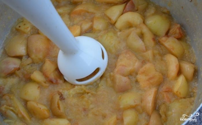 Яблочное пюре на зиму - фото шаг 2