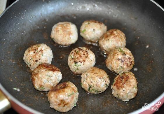 Картофельные гнезда с фаршем - фото шаг 4
