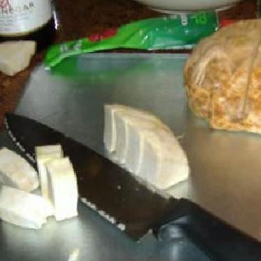 Пикантная выпечка - фото шаг 6
