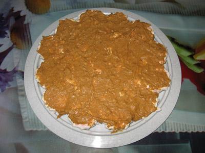 Торт без выпечки зефирный - фото шаг 5