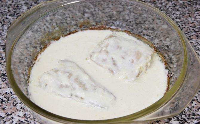 Рыба в сыре - фото шаг 5