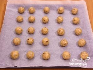 """Печенье """"Крокет"""" - фото шаг 8"""