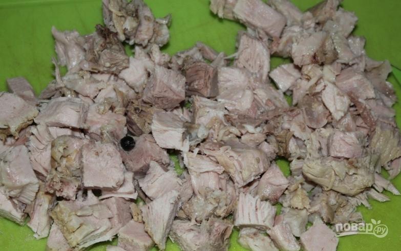 Запеканка с мясом - фото шаг 2