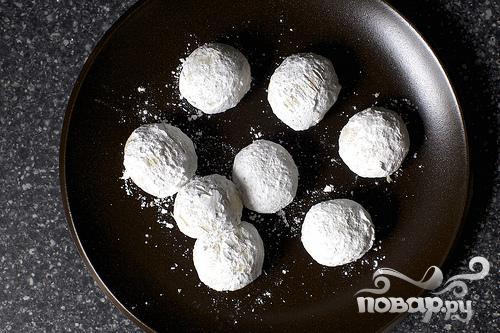 Печенье с запеченными каштанами - фото шаг 6