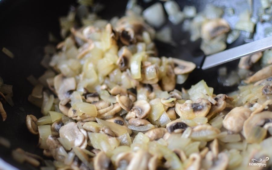 Тушеные овощи с сыром - фото шаг 3
