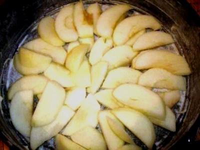 Рецепт Шарлотка диетическая с яблоками