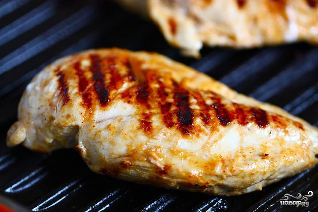 Куриные грудки в маринаде из текилы и лайма - фото шаг 2