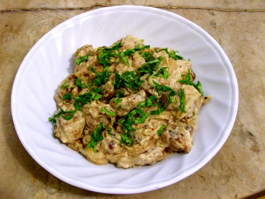 Пирог с замороженной клубникой рецепт с фото пошагово в духовке
