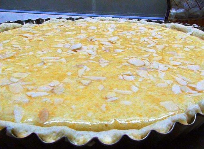 Цитрусовый пирог - фото шаг 5