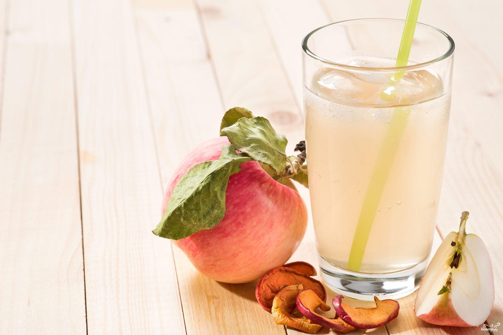 сидр из яблочного сока простой рецепт - Вы сами все поймете.