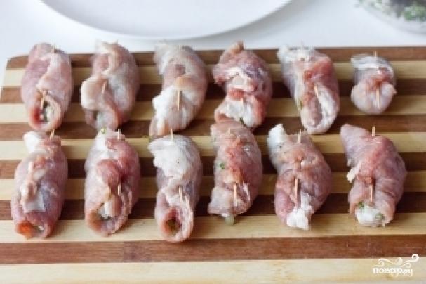 Свиные пальчики рецепт с фото