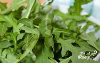 Салат из руколы рецепты пошаговый рецепт 48