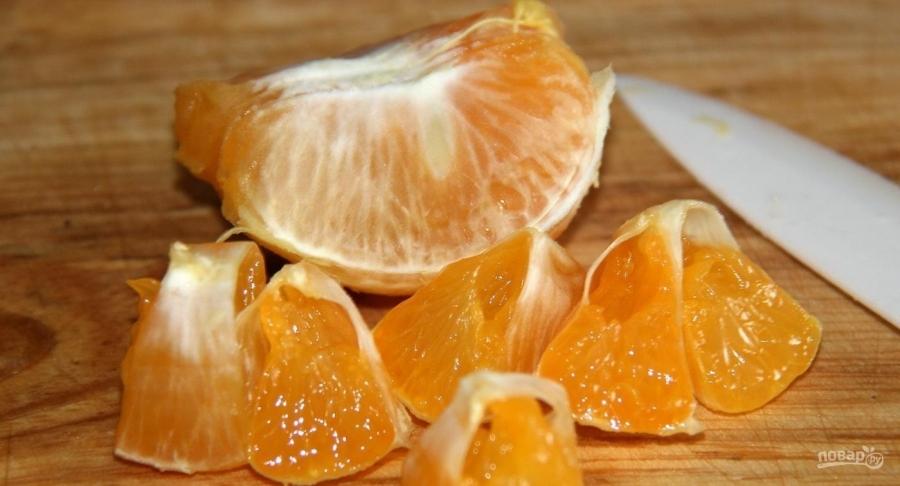 Диетический фруктовый салат - фото шаг 3