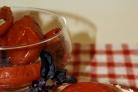 Вяленые помидоры в микроволновке