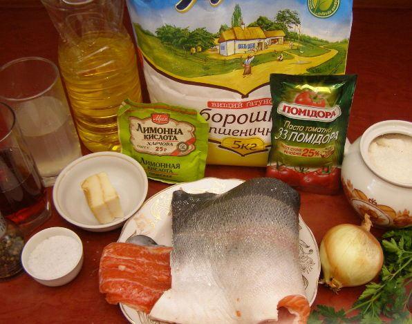 Рецепт Кета на сковороде