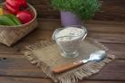 Соус с грибами и сыром