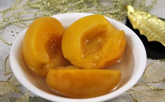 Закатка персиков - фото шаг 6