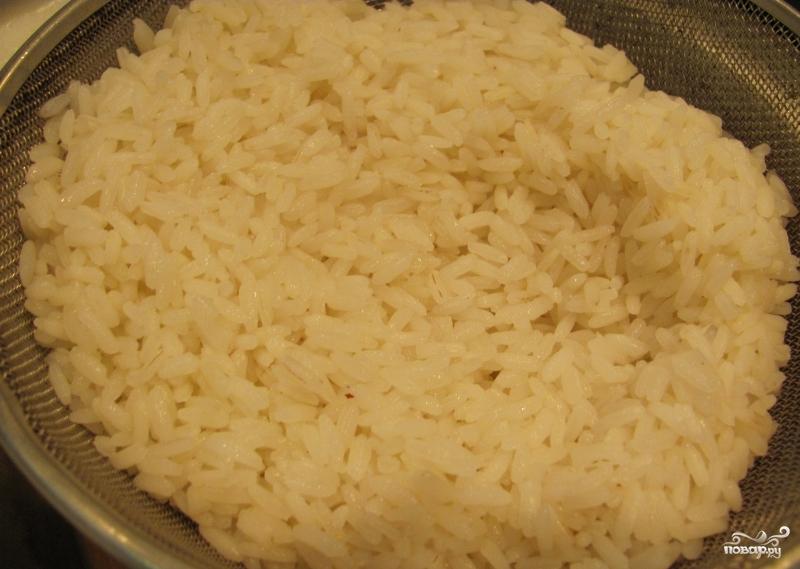 Тефтели с рисом и мясом - фото шаг 4