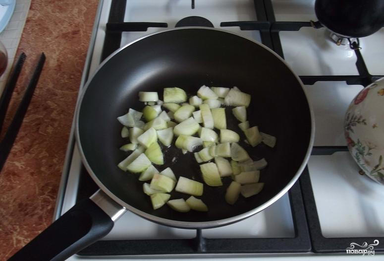 Грибы, тушенные со сливками - фото шаг 1