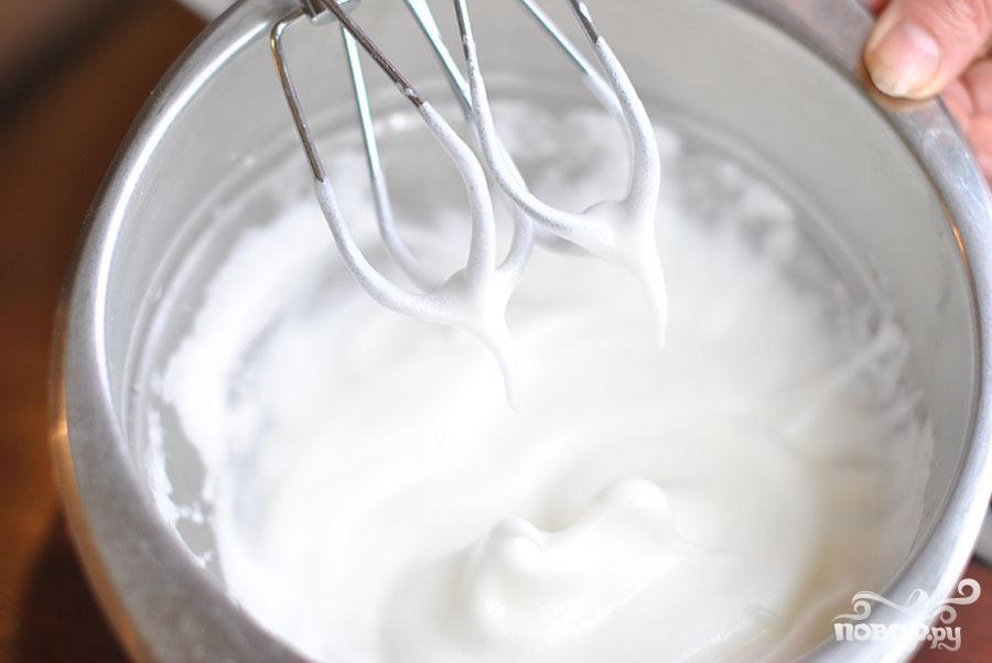 Яичные белки рецепт
