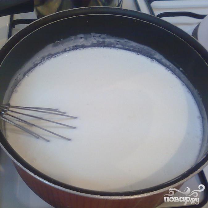 Тушеное мясо в йогурте - фото шаг 5
