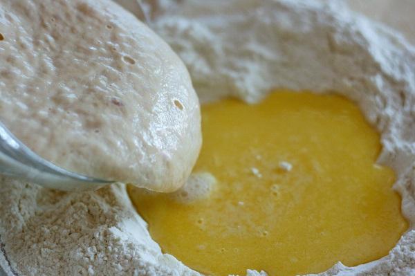 рецепт приготовления сладкого дрожжевого теста