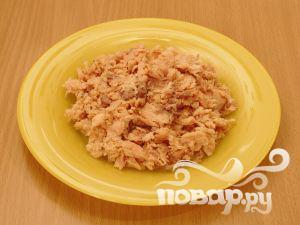 Закуска из крабовых палочек - фото шаг 4