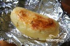 Картофель под соусом - фото шаг 8