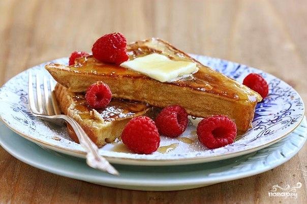 Рецепт Французские гренки