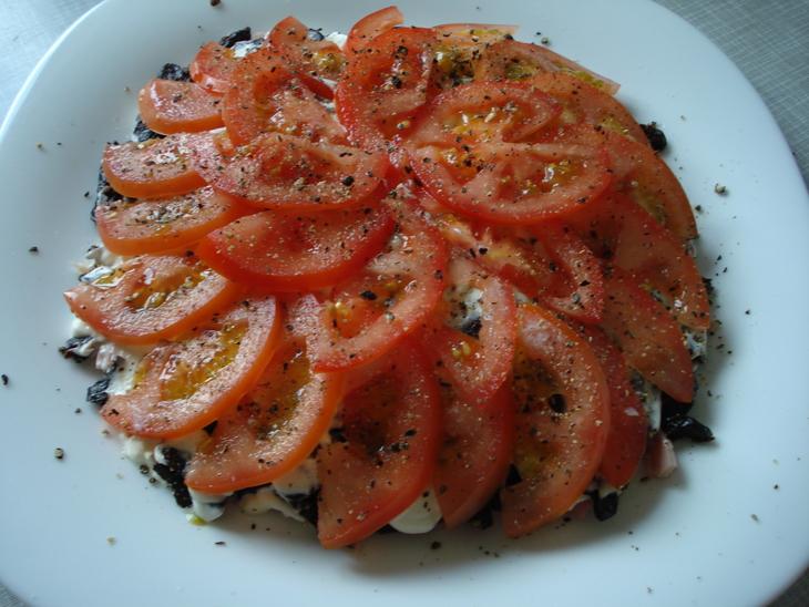 салат нежность рецепт классический рецепт с черносливом и