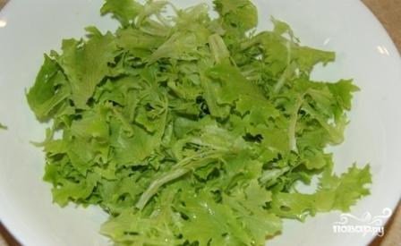 Салат с сельдью - фото шаг 5
