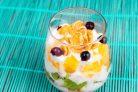 Фруктовый салат (диетический десерт)