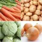 Рецепт Классический овощной бульон