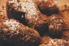 Пирожное картошка из отрубей и творога
