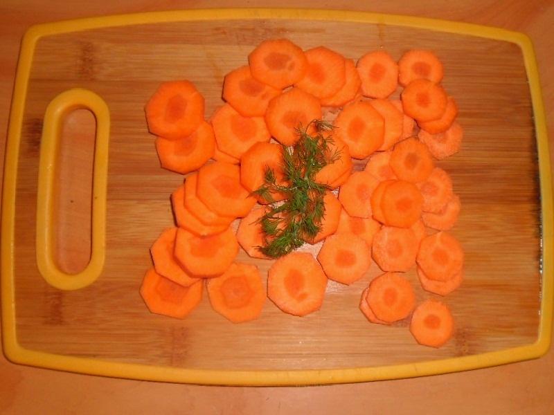 Паштет из куриной печени с овощами - фото шаг 7