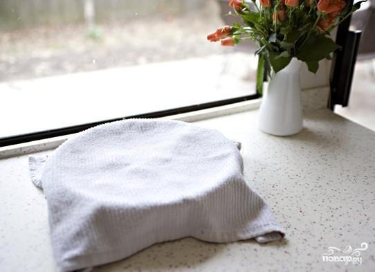 Пампушки с чесноком - фото шаг 8